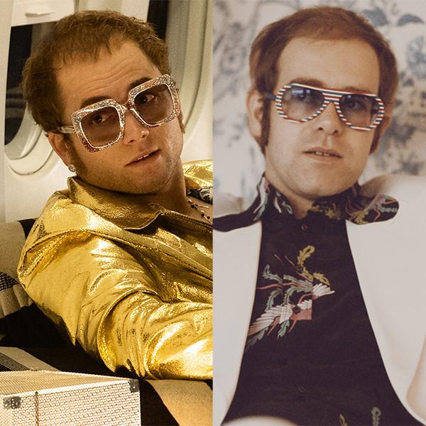 Taron Egerton, Elton John