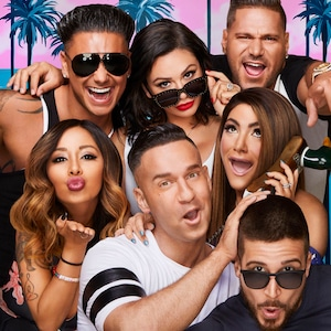 Jersey Shore cast, MTV