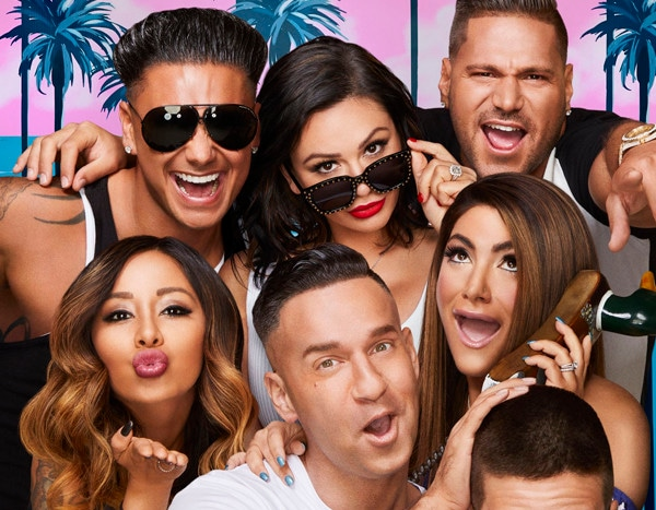 Jersey Shore Turns 10: See How the Cast Celebrated