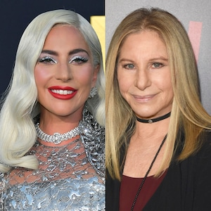 Lady Gaga, Barbra Streisand