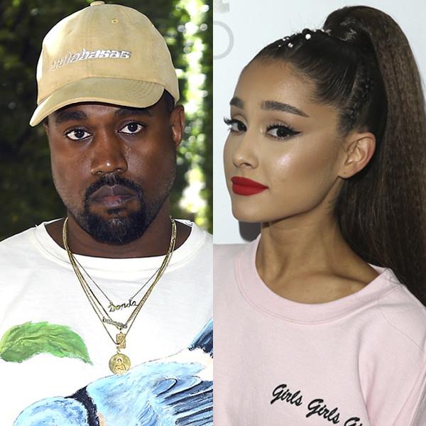 Kanye West, Ariana Grande split