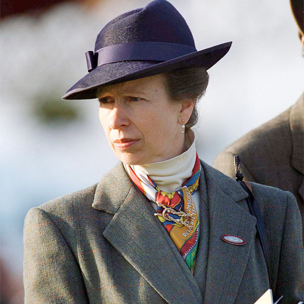Inside the Unique Royal World of the Unflappable Princess Anne 1