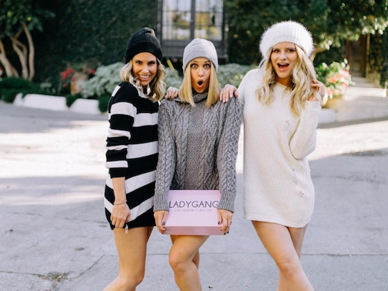 Liposuction, Roller Skating & Bikini Shots! Here's What the <i>LADYGANG</i> Gals Have Planned for the Holidays