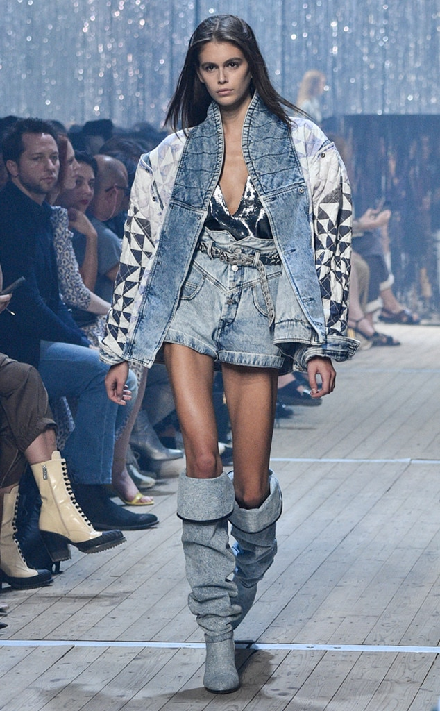 ESC: Best Looks Paris Fashion Week, Isabel Marant
