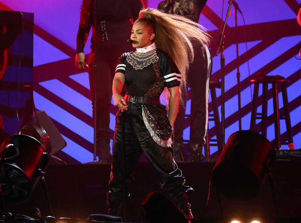 Janet Jackson, 2018 Global Citizen Festival