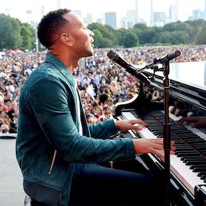 John Legend, 2018 Global Citizen Festival