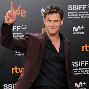 Chris Hemsworth, 2018 San Sebastian Film Festival