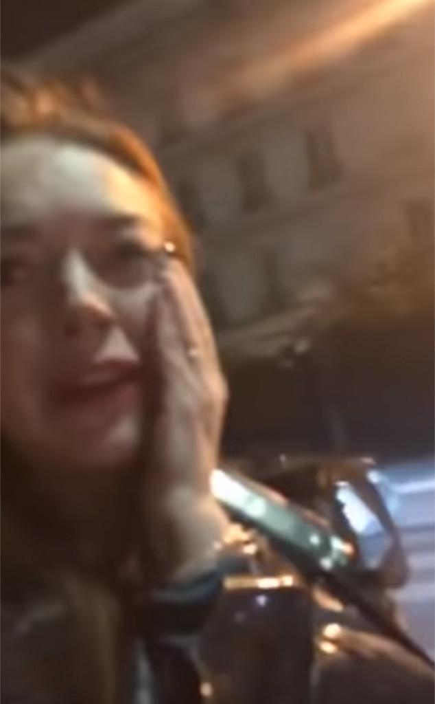 Lindsay Lohan, Instagram Live