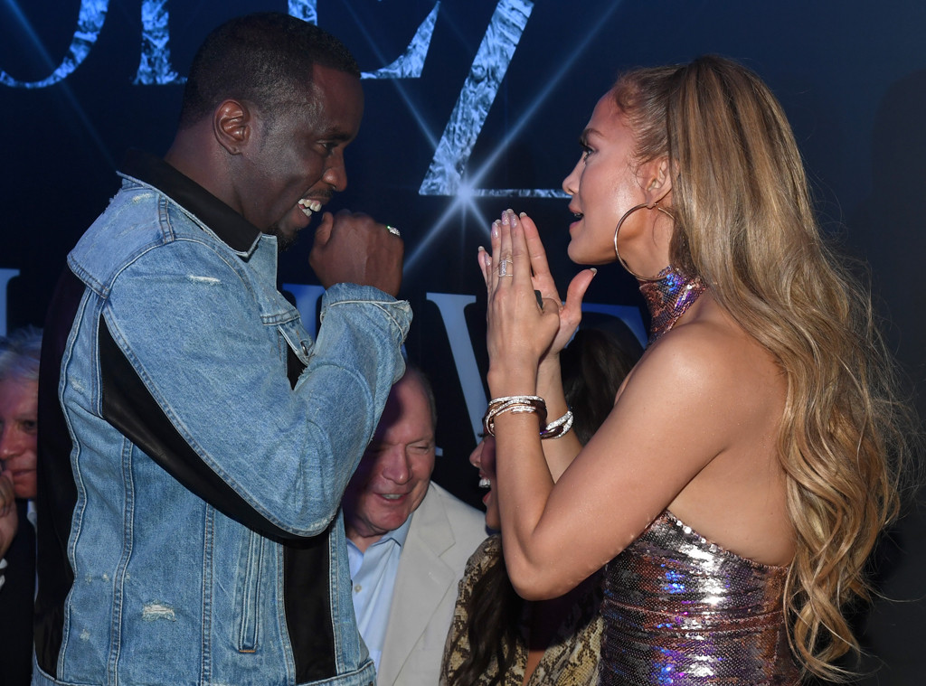 Jennifer Lopez, Sean 'Diddy' Combs