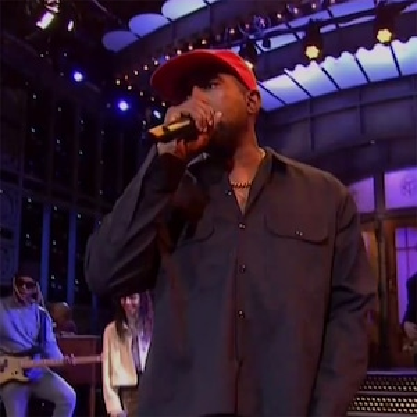 Kanye West, SNL