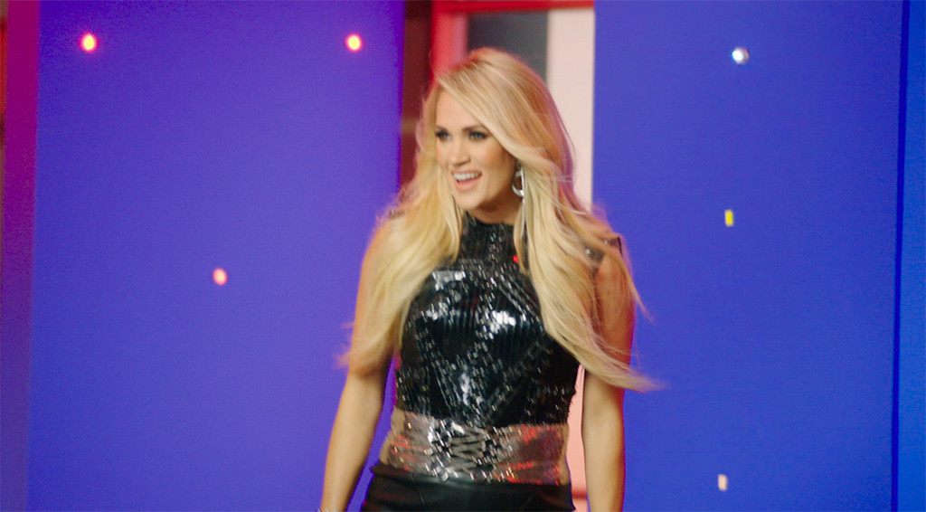Carrie Underwood, Sunday Night Football