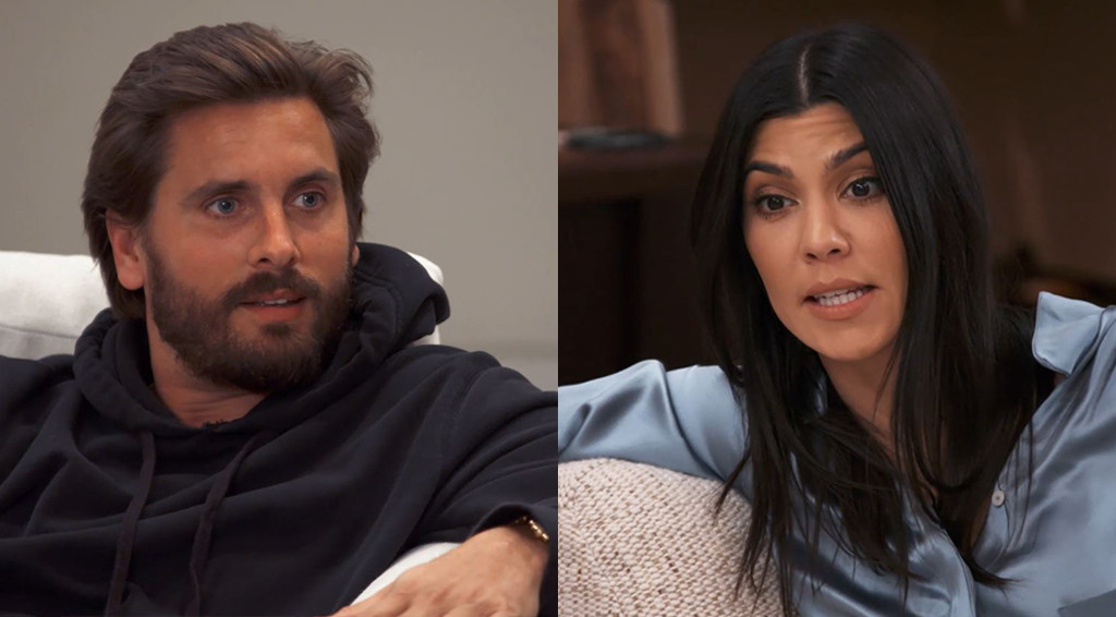Scott Disick, Kourtney Kardashian, KUWTK_1505