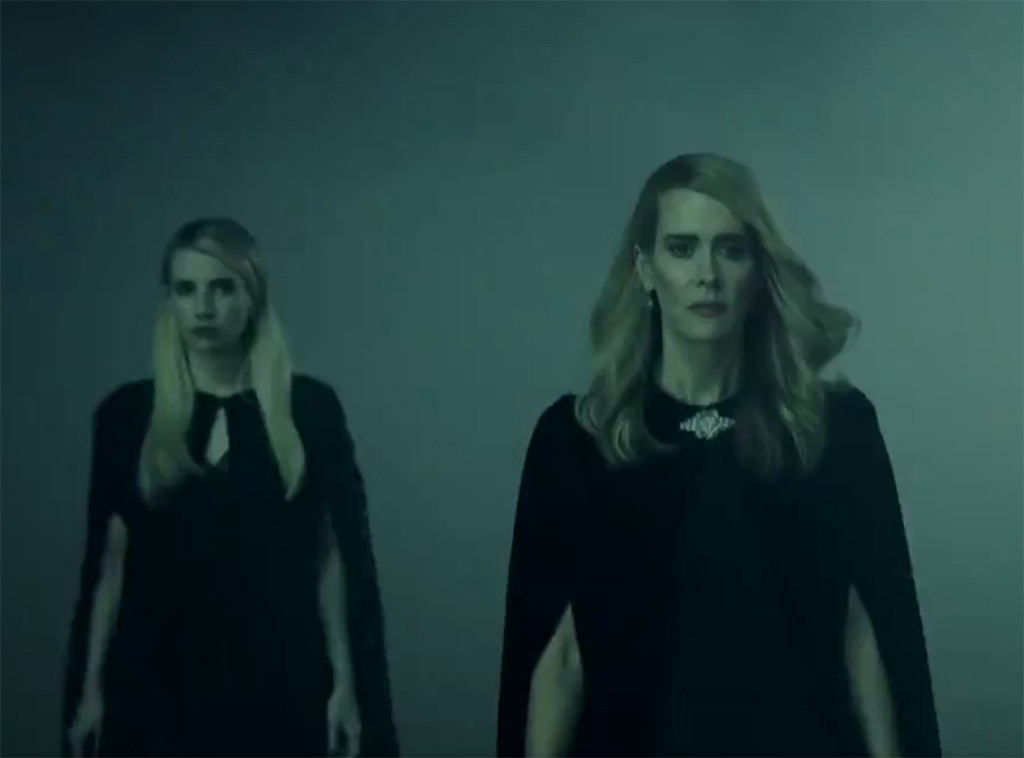 'American Horror Story: Apocalypse' Reveals First Crossover Footage