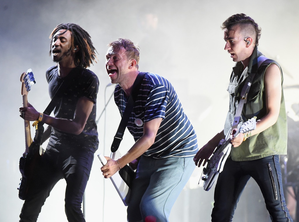 Gorillaz - The Group of 2018