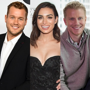 Colton Underwood, Ashley Iaconetti, Sean Lowe