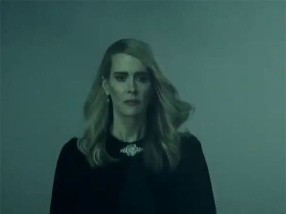<i>American Horror Story: Apocalypse</i>'s Latest Cast Photo Is Super Cool, But Confusing