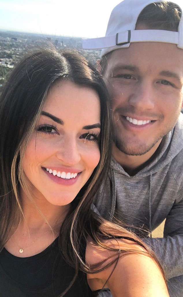 Tia Booth, Colton Underwood
