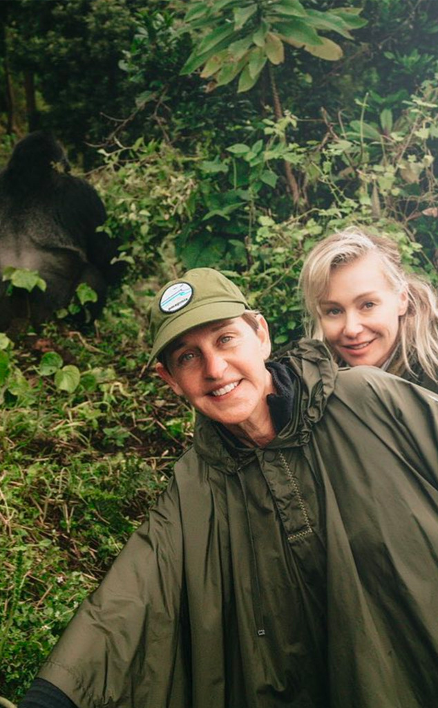 Ellen DeGeneres Shares Video From Her Life-Changing Trip to Africa