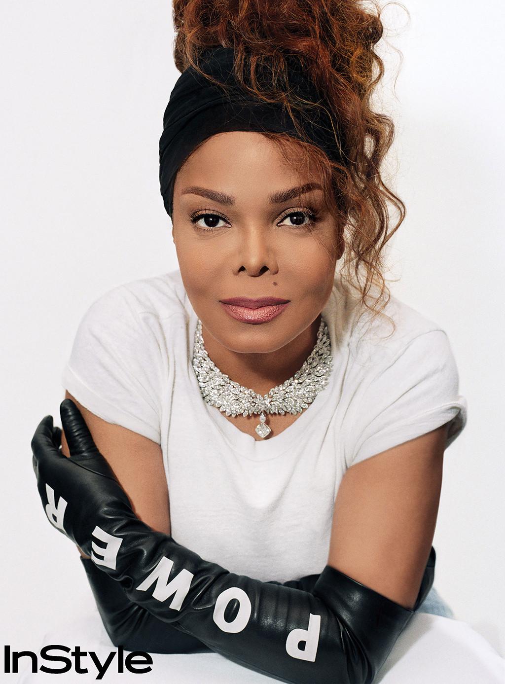 Janet Jackson, InStyle