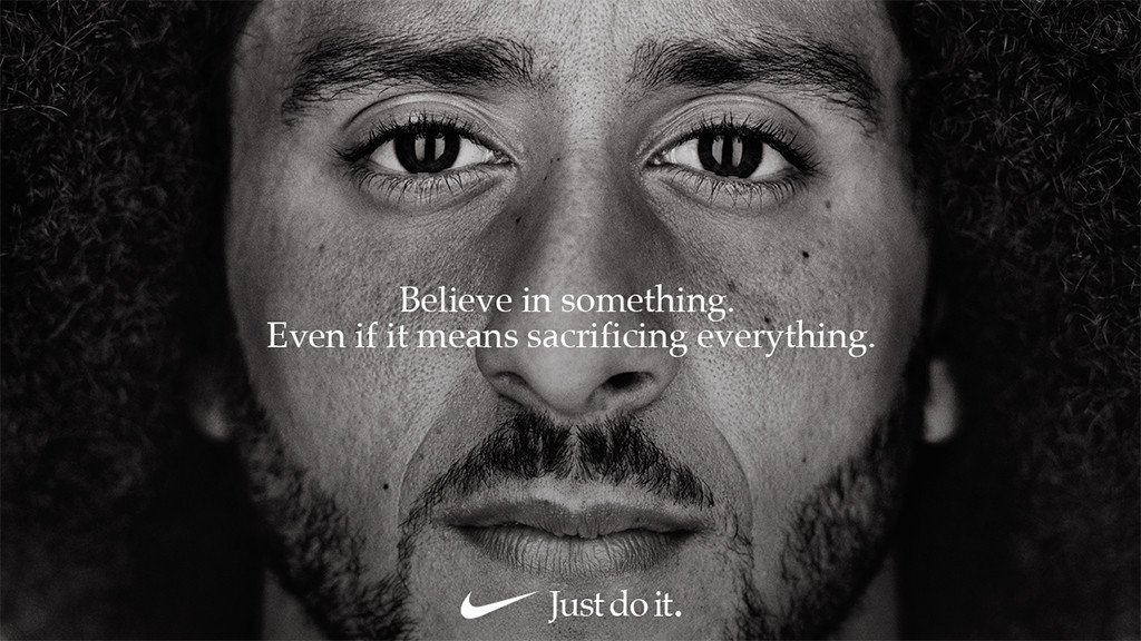 watch colin kaepernick s new nike commercial as controversy
