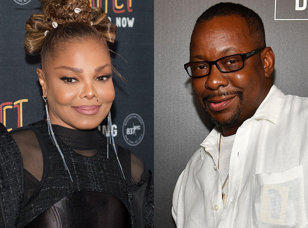 Bobby Brown's Alleged Romance With Janet Jackson Hits the