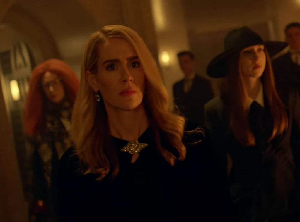8702cc95154 American Horror Story  Apocalypse Reveals Cast Images Ahead of Season 8  Premiere