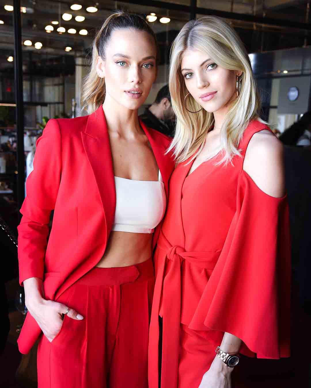 ESC: Hannah Ferguson, Devon Windsor, Model Squad