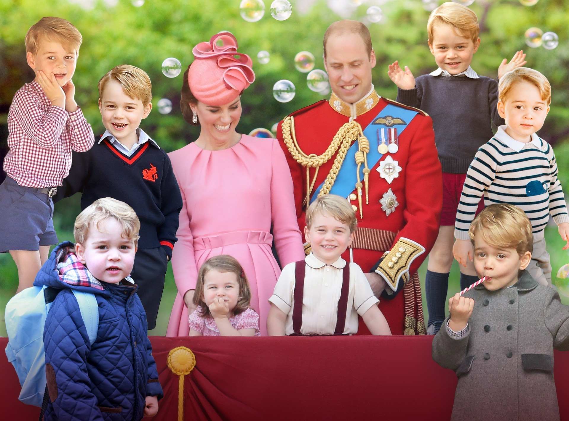 Prince George Is Living His Best Life: Inside His Precious Royal World