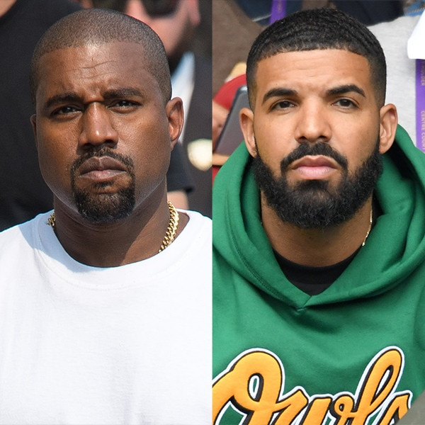 Kanye West and Drake's feud continues - read tweet