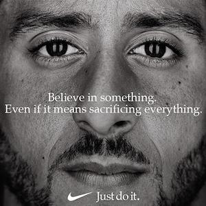 Colin Kaepernick, Nike
