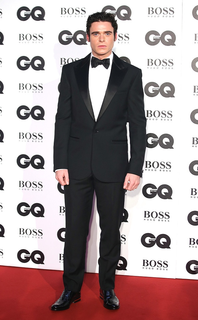 Richard Madden -  The  Game of Thrones  actor looked sharp in his tuxedo.