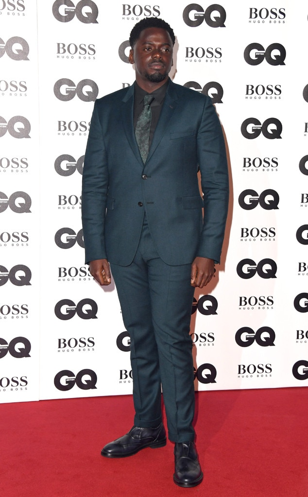Daniel Kaluuya -  The Get Out  star makes his entrance.