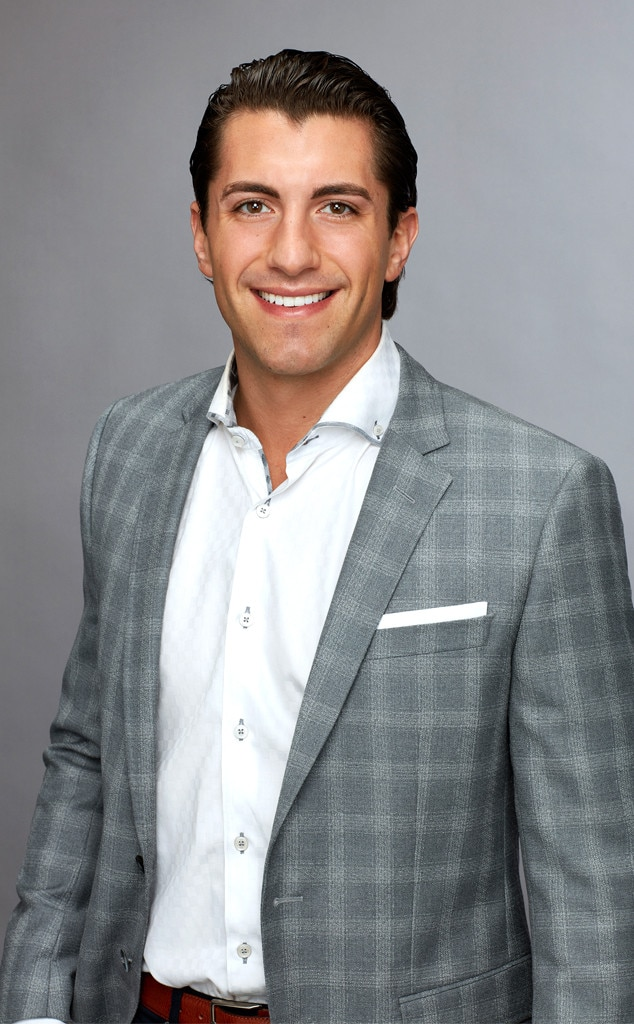 """Jason Tartick -  """"Undeniably my favorite Bachelorette is the one and only, the Beautiful Ms.  Kaitlyn Bristowe ."""""""