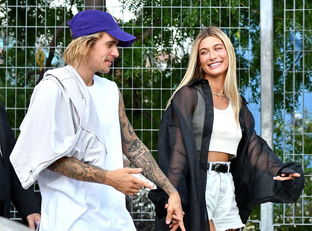 Justin Bieber, Hailey Baldwin, 2019 NYFW, John Elliot