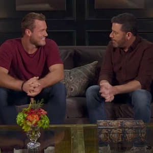 Colton Underwood, Jimmy Kimmel