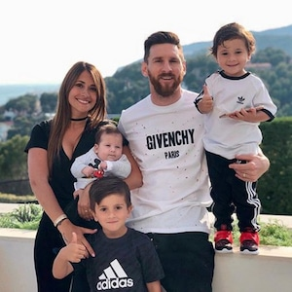 Messi, Anto Roccuzzo