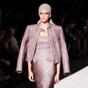 ESC: NYFW Best Looks, Tom Ford, Kaia Gerber