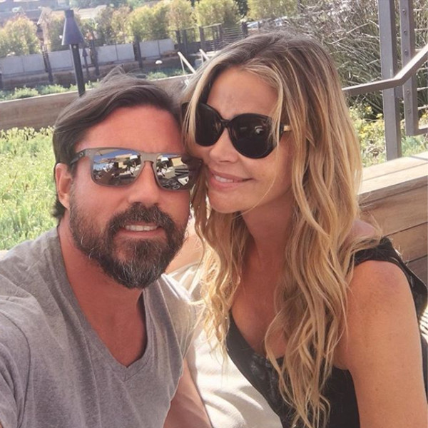 Denise Richards, Aaron Phypers