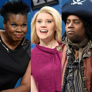 Saturday Night Live, Leslie Jones, Kate McKinnon, Kenan Thompson