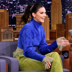 Kendall Jenner, Jimmy Fallon