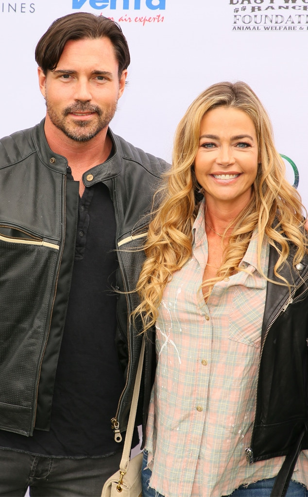 Aaron Phypers Cameron, Denise Richards