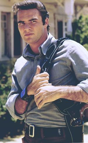 Burt Reynolds, Gunsmoke