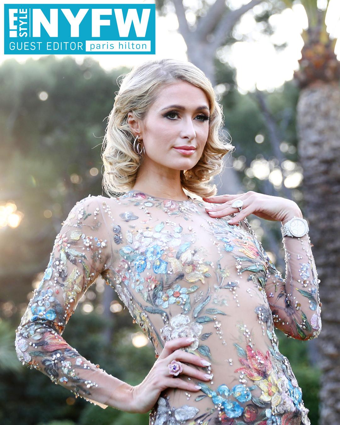 ESC: Guest Editor, Paris Hilton