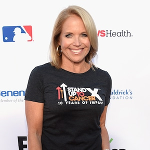 Katie Couric, Stand Up To Cancer