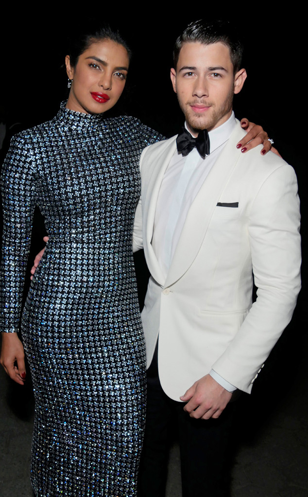 Nick Jonas, Priyanka Chopra, 2018 New York Fashion Week, NYFW Sightings