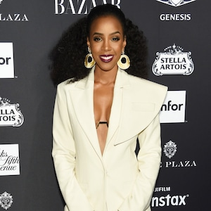 Harpers Bazaar Icon Party, Kelly Rowland