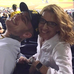 Mac Miller, Karen Meyers, Instagram