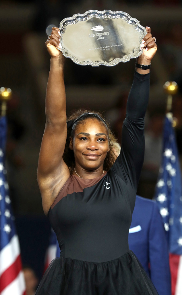 Serena Williams, 2018 US Open