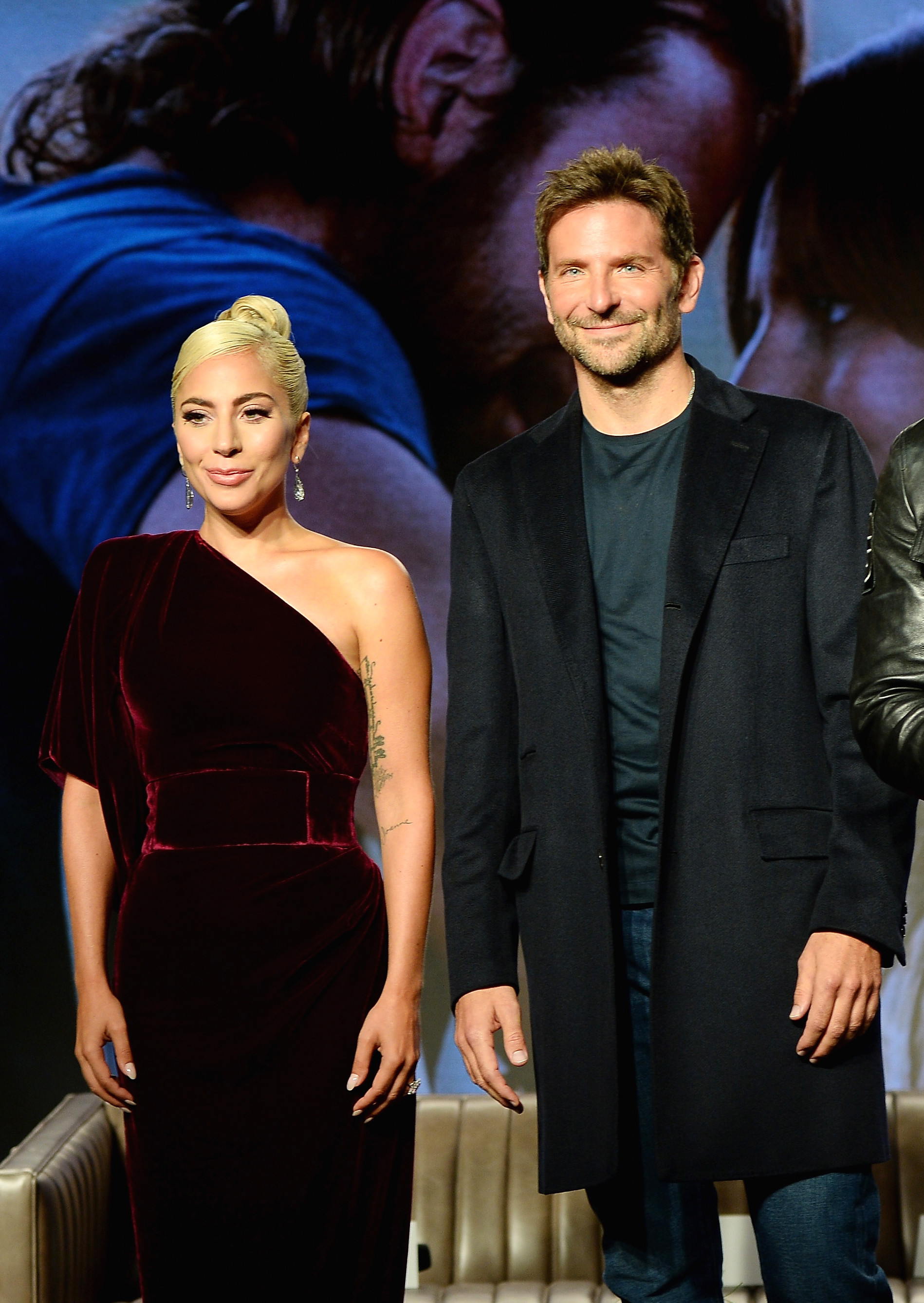 Lady Gaga Talks Instant Connection With Bradley Cooper and ...