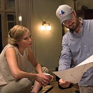 Jennifer Lawrence, Darren Aronofsky, mother